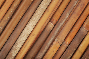 Wooden Mat Textureの写真素材 [FYI03654131]