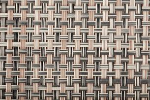 Wooden Mat Textureの写真素材 [FYI03654133]