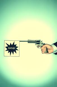 Bang Gunshotの写真素材 [FYI03657830]