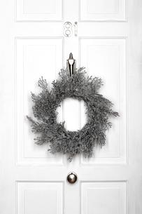 Christmas Wreathの写真素材 [FYI03657901]