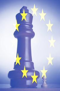 European Chess gameの写真素材 [FYI03657910]