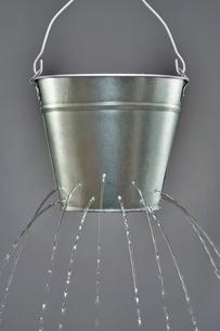 Leaky Bucketの写真素材 [FYI03657929]