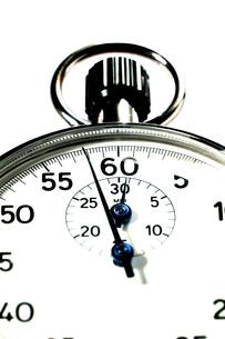 Stopwatchの写真素材 [FYI03657998]
