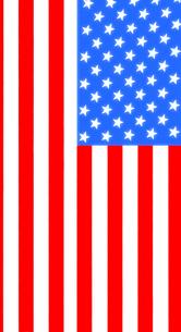 Full-frame shot of American flagのイラスト素材 [FYI03658013]