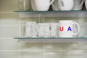 USA Mugの写真素材 [FYI03658015]