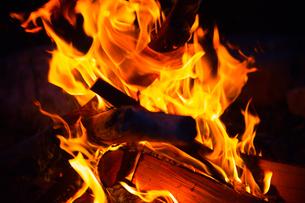 炎の写真素材 [FYI03722100]