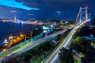 西日本の架け橋の写真素材 [FYI03722933]