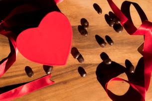 楽しいバレンタインの写真素材 [FYI03741695]