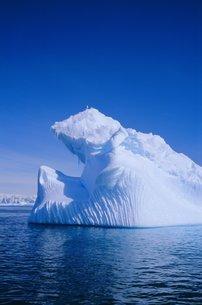 Iceberg, Antarcticaの写真素材 [FYI03760086]