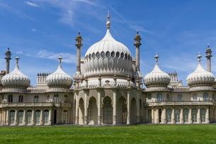 Royal Pavilion, Brighton, Sussexの写真素材 [FYI03760878]