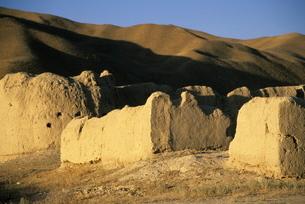 Caravanserai, Daulitiar, Afghanistanの写真素材 [FYI03760933]