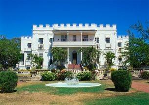 Sam Lords Castle Holiday Resort, Barbados, Caribbeanの写真素材 [FYI03761884]