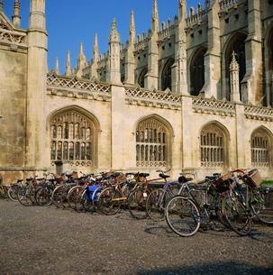 Kings College, Cambridge, Cambridgeshireの写真素材 [FYI03762414]