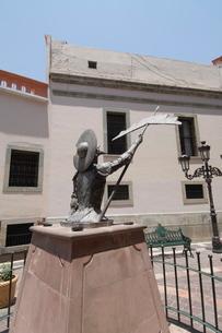 Guanajuato, a , Guanajuato State, Mexico'の写真素材 [FYI03763225]