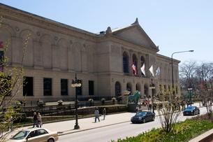 Chicago, Illinois'の写真素材 [FYI03763498]