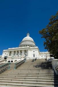 U.S. Capitol Building, Washington D.C. (District of Columbia)'の写真素材 [FYI03764308]