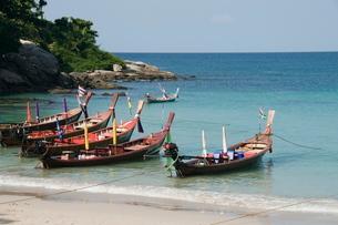 Kata Beach, Phuket, Thailandの写真素材 [FYI03764516]