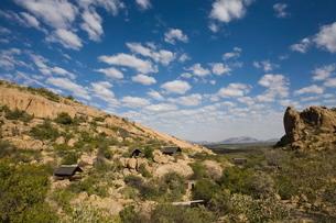 Erongo Wilderness Lodge, Erongo Mountains Nature Conservancy, near Omaruru, Central Namibia, Namibiaの写真素材 [FYI03764765]