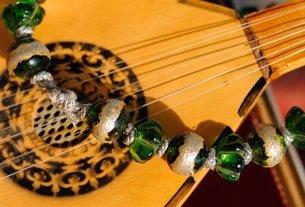 Musical instument, Dubai, United Arab Emirates, Middle Eastの写真素材 [FYI03766051]