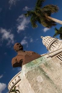 Capitolio National, Havana, Cubaの写真素材 [FYI03766483]