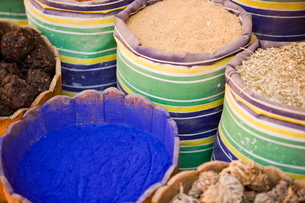 Spice shop, Cairoの写真素材 [FYI03766558]