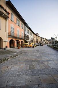 Cannobio, Lake Maggiore, Piedmont (Piemonte)の写真素材 [FYI03766575]