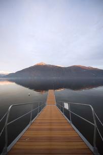 Lake Maggiore, Italian Lakesの写真素材 [FYI03766707]