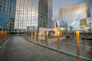 City Center Development, Las Vegas, Nevada'の写真素材 [FYI03767008]