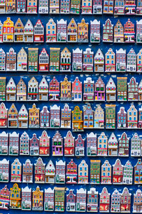 Souvenirs of Amsterdam, The Netherlandsの写真素材 [FYI03767011]