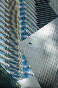 City Center Development, Las Vegas, Nevada'の写真素材 [FYI03767013]