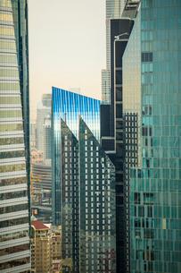 Financial District, Dubai, United Arab Emirates, Middle Eastの写真素材 [FYI03767055]