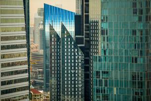 Financial District, Dubai, United Arab Emirates, Middle Eastの写真素材 [FYI03767057]