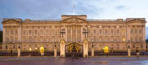 Buckingham Palaceの写真素材 [FYI03767070]