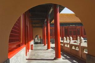 Zijin Cheng, The Forbidden City Palace Museum, Beijingの写真素材 [FYI03767380]