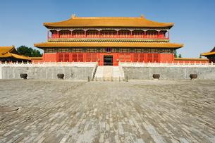 Zijin Cheng, The Forbidden City Palace Museum, Beijingの写真素材 [FYI03767384]