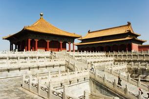 Zijin Cheng, The Forbidden City Palace Museum, Beijingの写真素材 [FYI03767385]