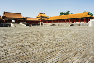 Zijin Cheng, The Forbidden City Palace Museum, Beijingの写真素材 [FYI03767387]