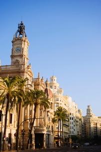 City centre, Valenciaの写真素材 [FYI03767740]