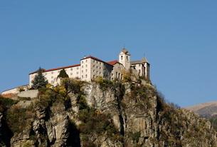 Chiusa, Dolomites, Bolzano province, Trentino-Alto Adige, Eruopeの写真素材 [FYI03768149]