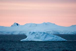 Gerlache Strait, Antarctic Peninsula, Antarcticaの写真素材 [FYI03768206]