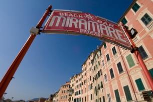 Camogli, Liguriaの写真素材 [FYI03768264]