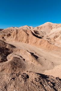Valle de la Luna (Valley of the Moon), Atacama Desertの写真素材 [FYI03768535]