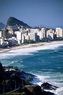 Ipanema, Rio de Janeiro, Brazilの写真素材 [FYI03768726]