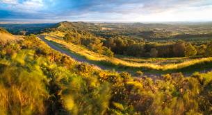 Malvern Hills, Worcestershireの写真素材 [FYI03769257]