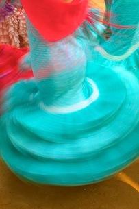 Flamenco dancers, Jerez de la Frontera, Cadiz Province, Andalusiaの写真素材 [FYI03770816]