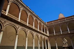 Museo Del Patriarca, Valenciaの写真素材 [FYI03770870]