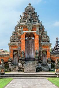 Pura Taman Ayun Temple, Mengwi, Bali, Indonesia, Southeast Asiaの写真素材 [FYI03770954]