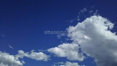 綿雲の写真素材 [FYI03775857]