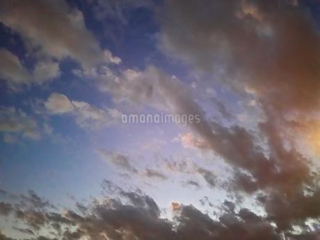 湧き出る雲の写真素材 [FYI03775890]