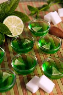 Brazilian lime jelly, Brazilの写真素材 [FYI03776916]